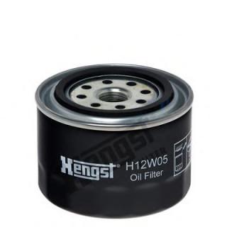 Фильтр масляный (низкий 72мм ) (пр-во Hengst) ВАЗ 2108-09 - 2110
