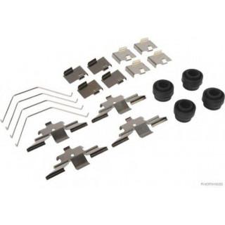 Комплектующие, колодки дискового тормоза  KAWE
