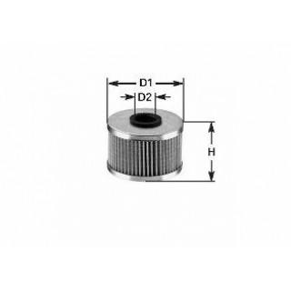 Фильтр масла CLEAN FILTERS  2.2/2.5 dCi Master/Trafic/Laguna 01-