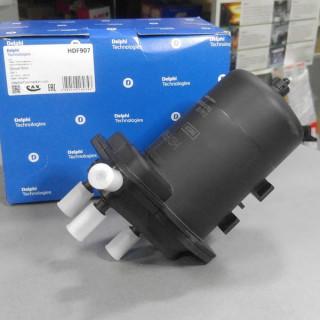 Фильтр топливный без датчика (пр-во DELPHI) 1.5dCi Kangoo 01-08/Clio 01-