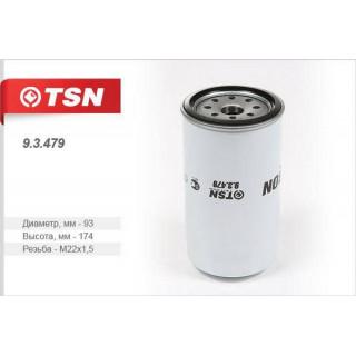Фильтр топливный TSN HYUNDAI HD260,270,320,370,500,1000,AeroQueen дв.D6CA3H OE