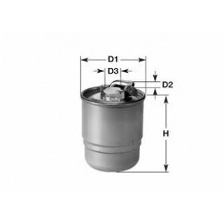 Фильтр топливный CLEAN FILTERS Sprinter/Vito/A/С/E OM640/646/648 02- (под датчик)