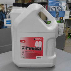 Антифриз Кама -40 (красный) 9,5кг на розлив за 1л