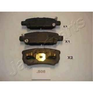 Тормозные колодки дисковые передние PEUGEOT 309; RENAULT Clio, Megane,Logan