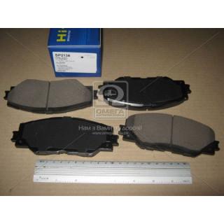 Колодки тормозные передние (пр-во SANGSIN) Toyota RAV-4