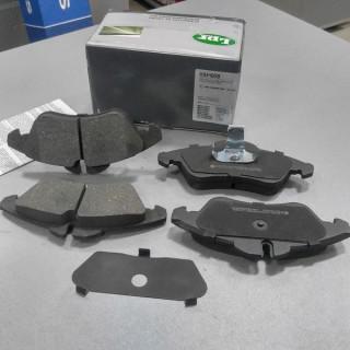 Комплект тормозных колодок, дисковый тормоз  LPR