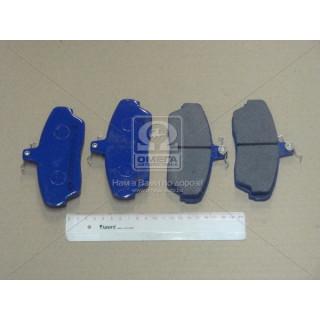 Колодки тормозные задние (RIDER) MB SPRINTER (906), VW CRAFTER 06-
