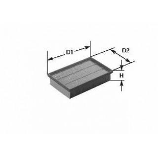Фильтр воздушный CLEAN FILTERS Passat B5/A4/A6 1.6-2.8/1.9TDI 97>
