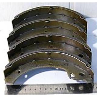 Колодка барабанная заднего тормоза (BЕST) BS 002.00, ВАЗ 2108