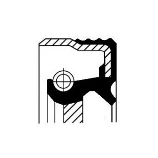 Сальник вала топливного насоса CORTECO 50x70x10 MASTER/MOVANO 1.9/2.2/2.5dCi/2.5d/2.8dTI 01-03