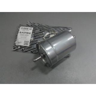 Фильтр топливный под хомут, FITSHI,  A111117110CA, CHERY AMULET