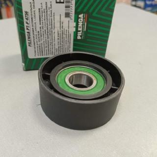 Натяжной ролик, поликлиновой  ремень 8200603359 (пр-во PILENGA) Renault Logan, Lada LARGUS 1.6 /8 клапанная