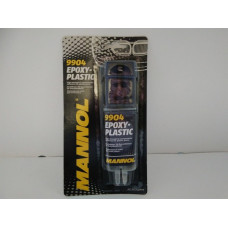 Клей двухкомпонентный для пластмасс Epoxi-Plastic 30g (шт.)