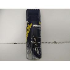 Средство для удаления льда MANNOL Defroster (аерозоль)  450 ml