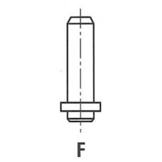 Направляющая втулка клапана выпускного FRECCIA AUDI 80