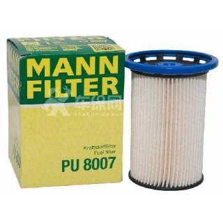 Топливный фильтр MANN-FILTER VW TUAREG